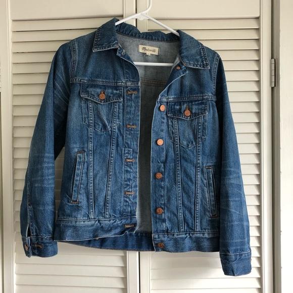 Madewell Jackets & Blazers - Madewell denim jacket